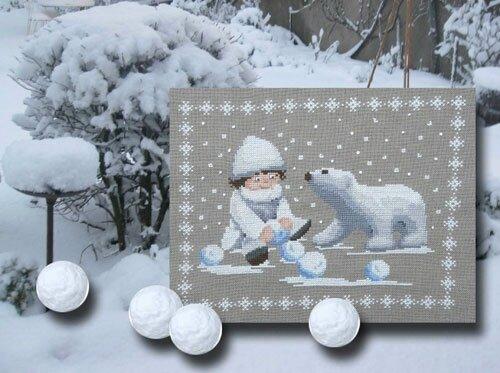 boules de neige 987