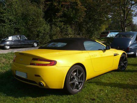 ASTON MARTIN V8 Vantage roadster Lipsheim (2)