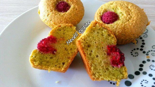 muffins pistaches framboise 01