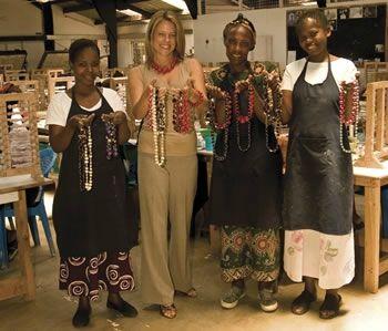 kazuri artisans