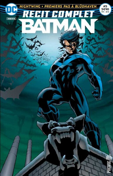 récit complet batman 05 nightwing