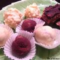 Dessert spécial noël: les petites truffes et autres bouchées