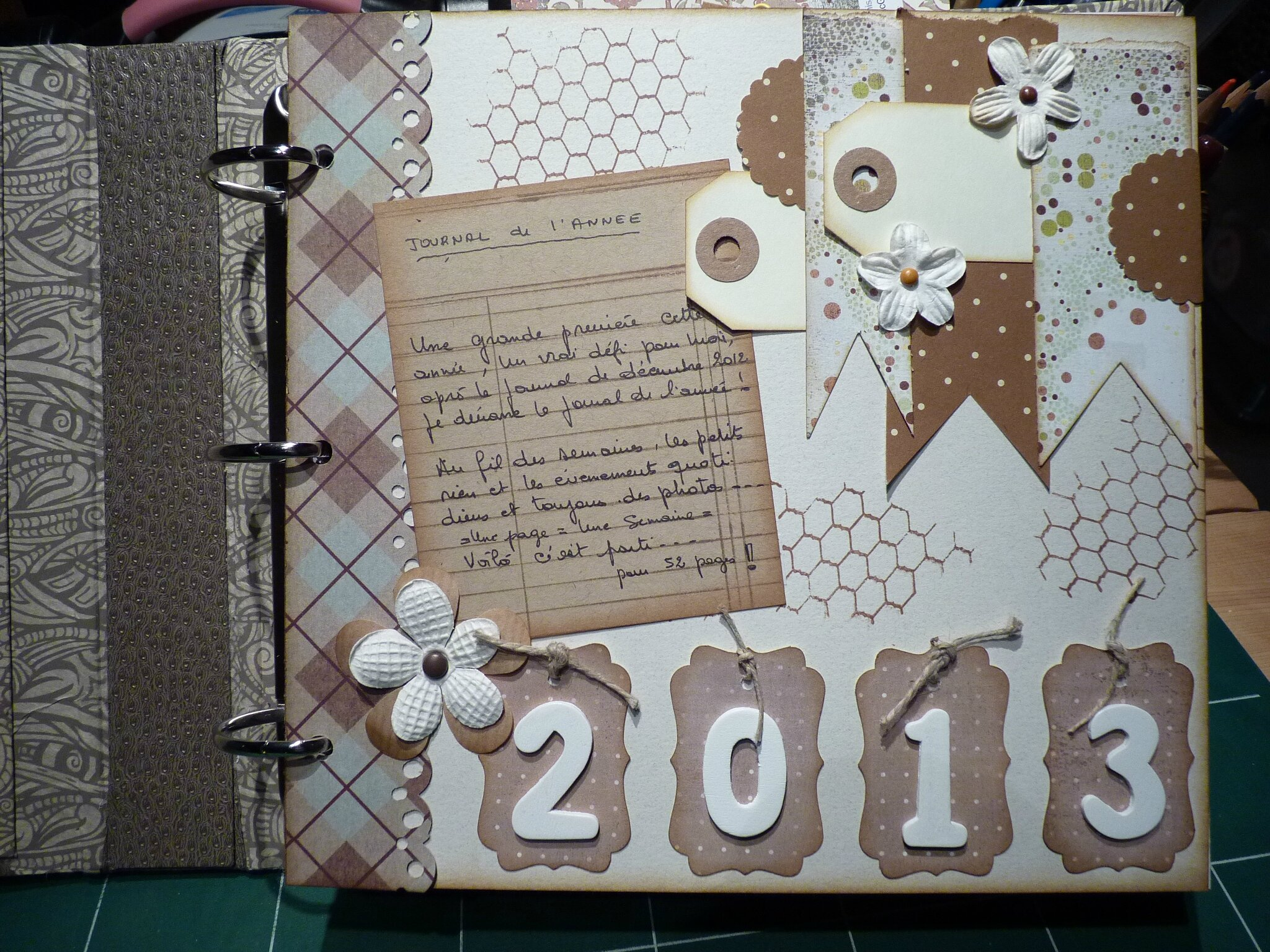 52 semaines : 52 pages pour 2013 !
