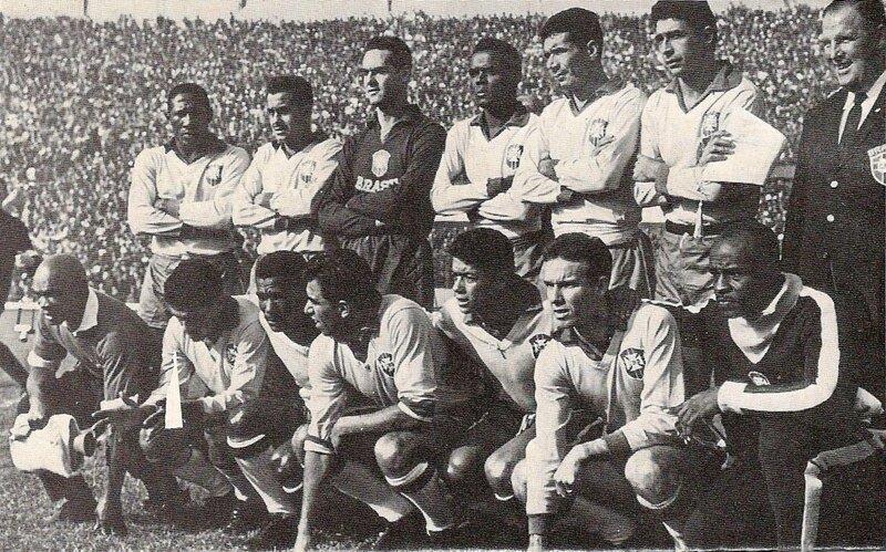 1962 Livre Finalistes Brésil