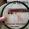 Sal halloween 2015 : 1ère étape