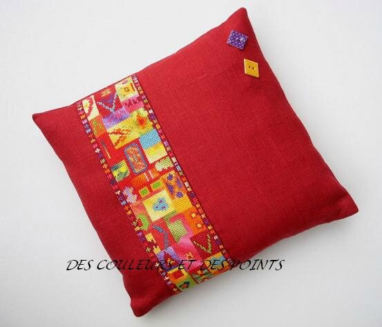 COUSSIN ROUGE bis