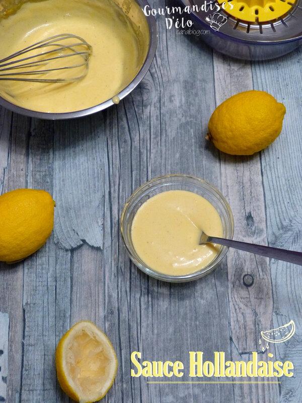 Sauce hollandaise (4)