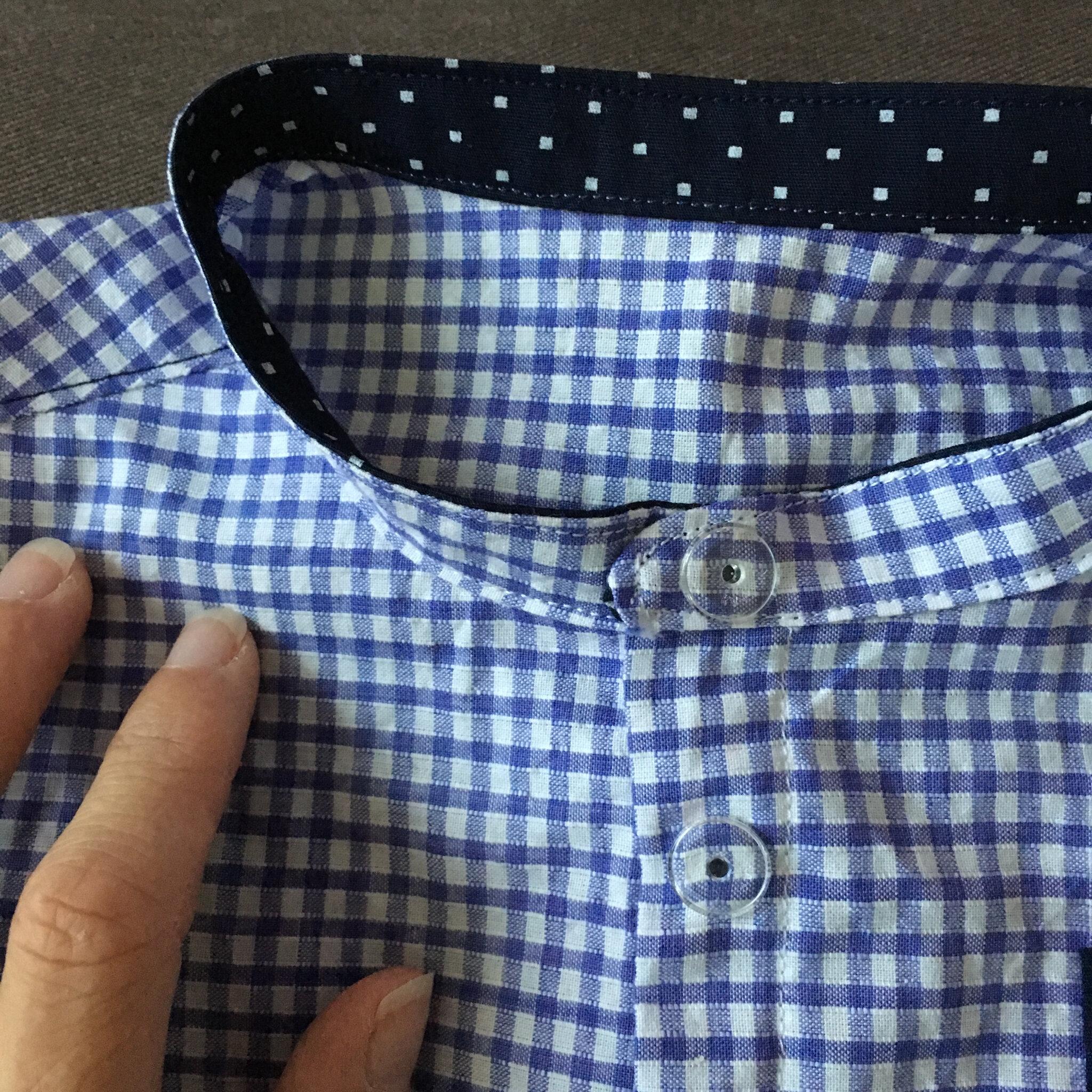 bd575e2badba7 Une chemisette Paris de Ikatee - Fil   Feelings by Ingrid H