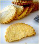 biscuit pavot citron
