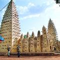 Bobo Dioulasso : la fameuse mosquée