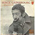 L'anamour - serge gainsbourg (1969)