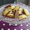 Cookies stick pour concours