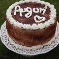 Gâteau d'anniversaire - torta di compleanno
