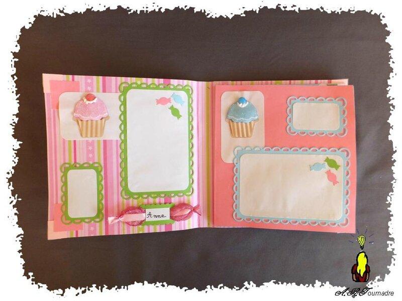 ART 2014 03 mini album cupcakes 5