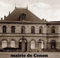 Mairie de Cenon