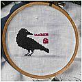 Sal corbeau # 1