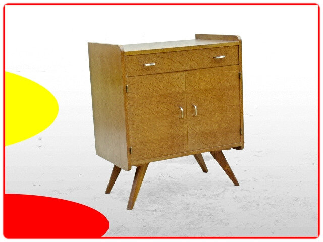 commode meuble tv vintage