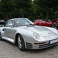 Porsche 959 biturbo 1988