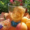 P'tite glace à l'abricot en toute simplicité