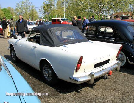 Sunbeam alpine série 2 convertible de 1962 (Retrorencard mai 2013) 02