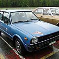 Toyota tercel 3door hatchback 1978-1980