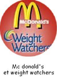 mac-do weight watchers