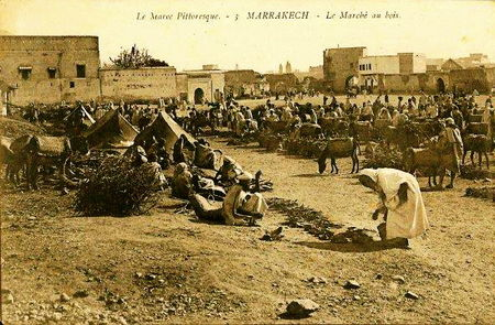 3_MARRAKECH_Le_March__au_bois_Gr_bert