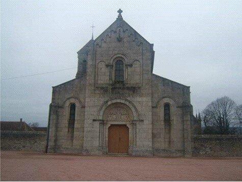 Eglise de Pressy-sous-Dondin