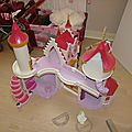 Un chateau de princesse!!