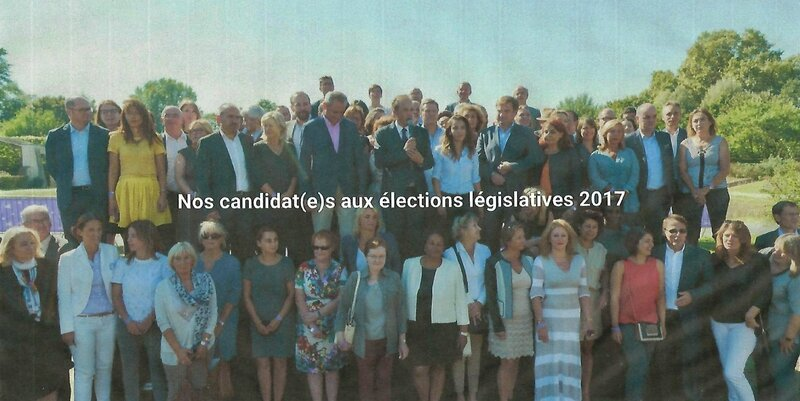 Candidats France