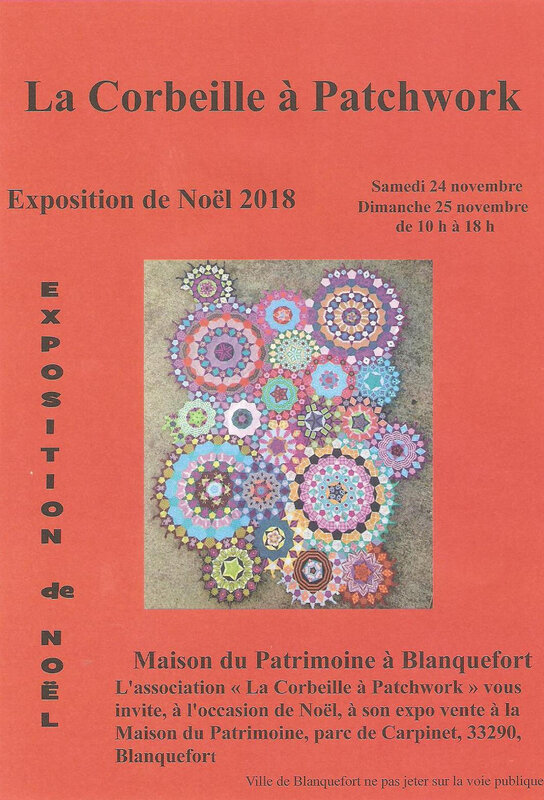 FLYER EXPOSITION 2018