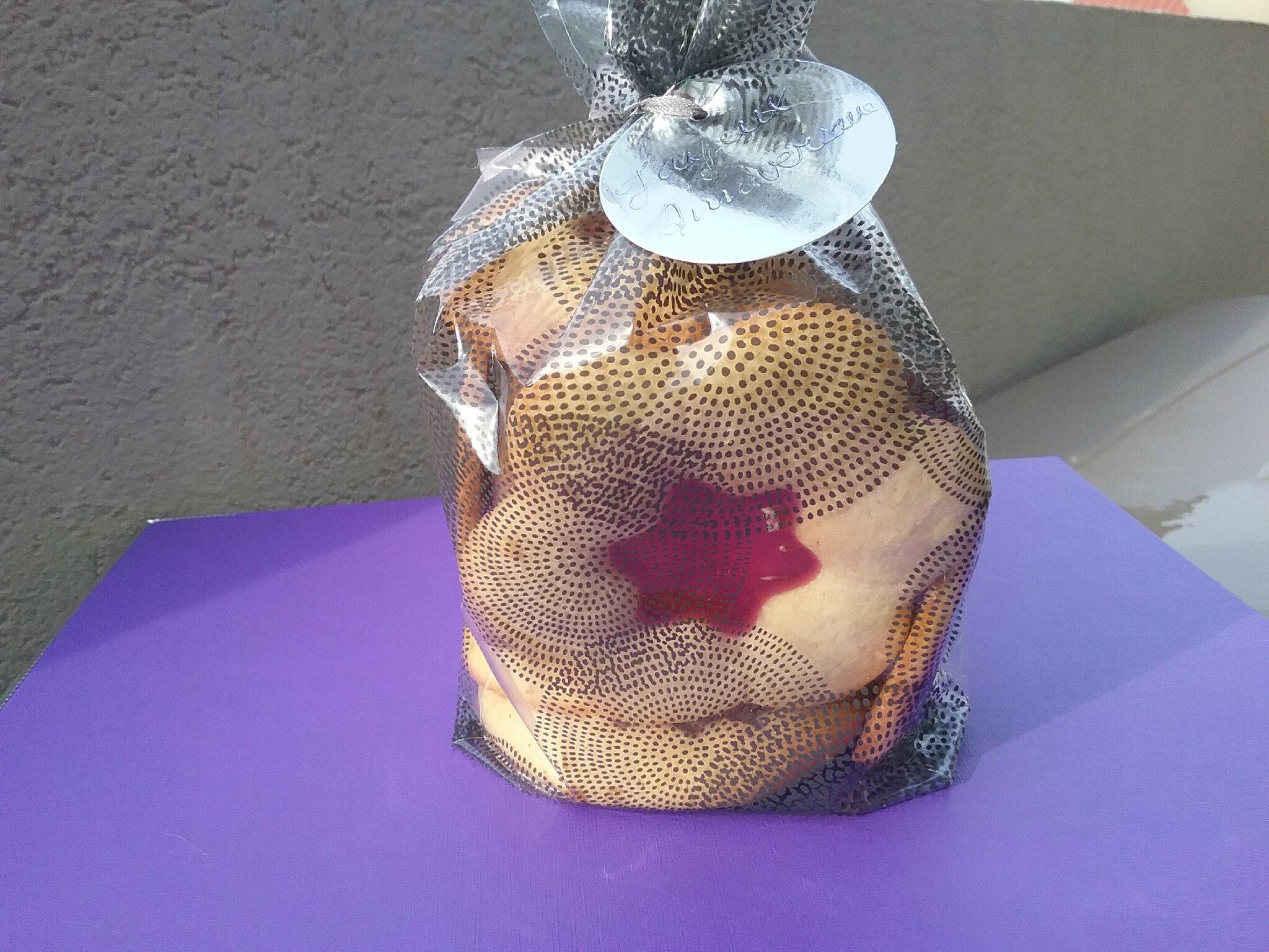 Paquets cadeaux Biscuits Vitraux 064