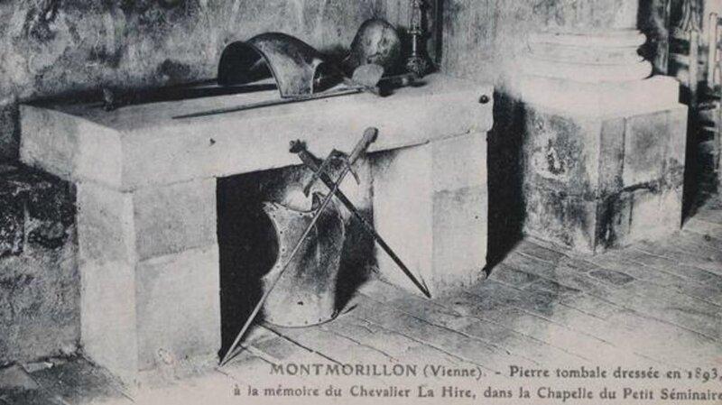 gisant Etienne de VIGNOLES dit La Hire