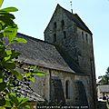 L'église de st pierre-sur-erve (2/2)