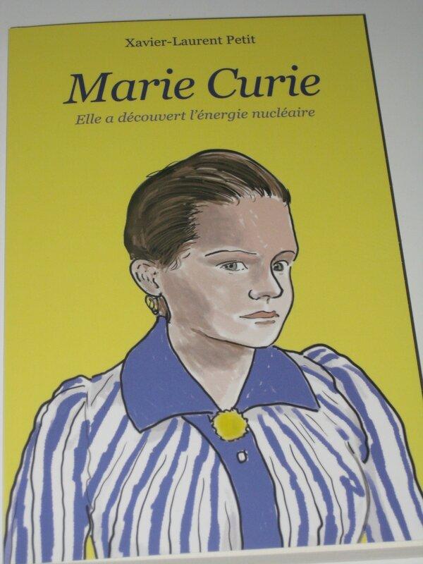 Marie Curie elle a découvert l'énergie nucléaire