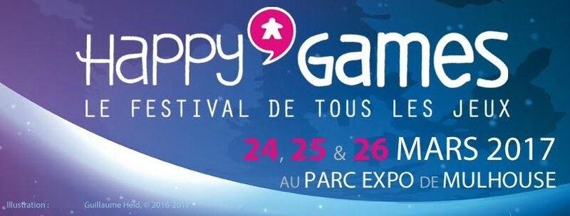 Happy'Games Mulhouse