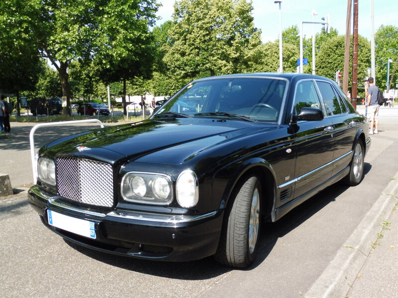 BENTLEY Arnage Le Mans Series Strasbourg (1)