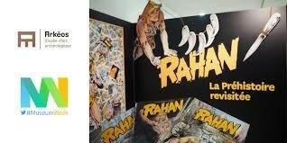 """Résultat de recherche d'images pour """"arkeos rahan"""""""