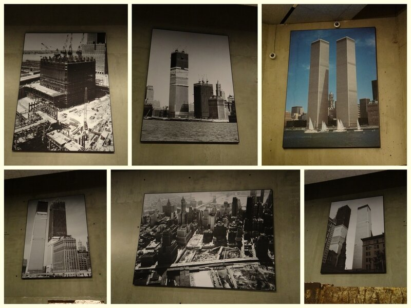1ER JOUR TOP OF THE ROCK FINANCIAL DISTRICT WTC MEMORIAL6