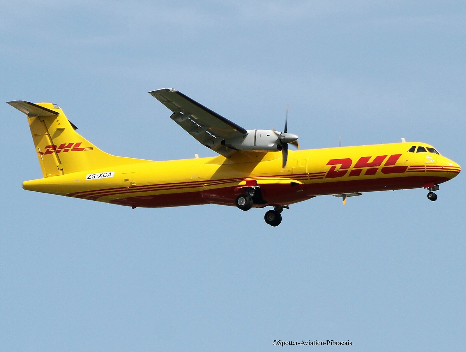 Solenta Aviation (DHL)