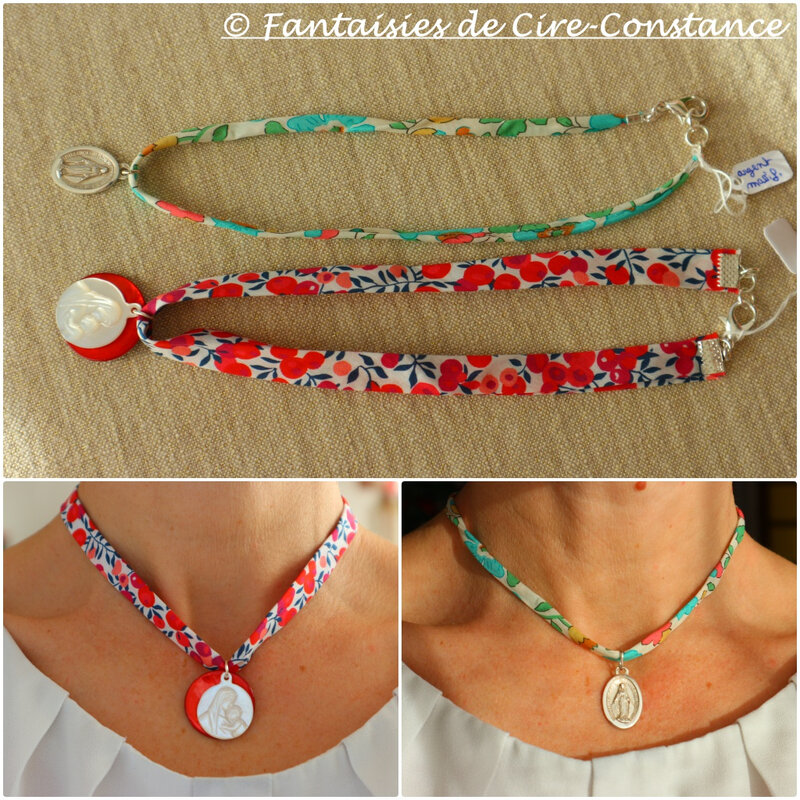 vente colliers