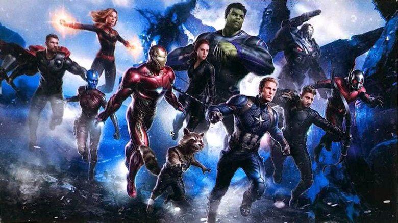 Avengers 4 : la première image en dit long sur le film !