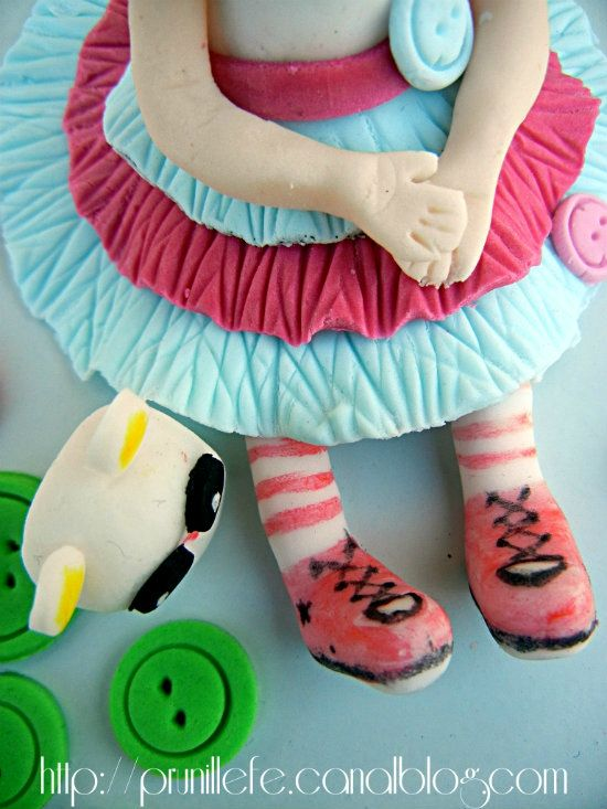 lalaloopsy cake shoes prunillefee