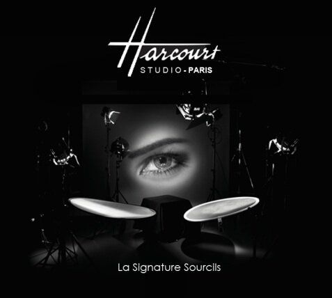 harcourt studio paris la signature sourcils