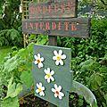 Pancarte récup jardin 4 lilybouticlou