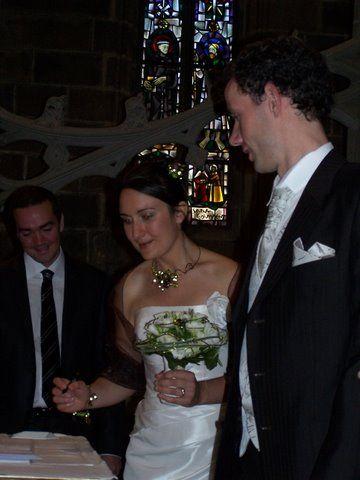 mariage de Blandine septembre 2010