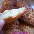 Financiers-madeleines