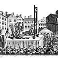 30 août 1793 – la terreur à l'ordre du jour !