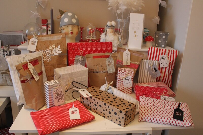 Emballage Noel 2014