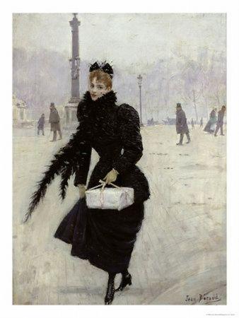jean_beraud_parisienne_Place_de_La_Concorde__c1890
